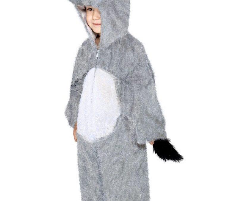 Her finder du super flotte kostumer til børn