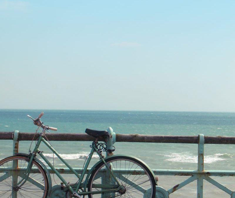Tag cyklen rundt på byferien