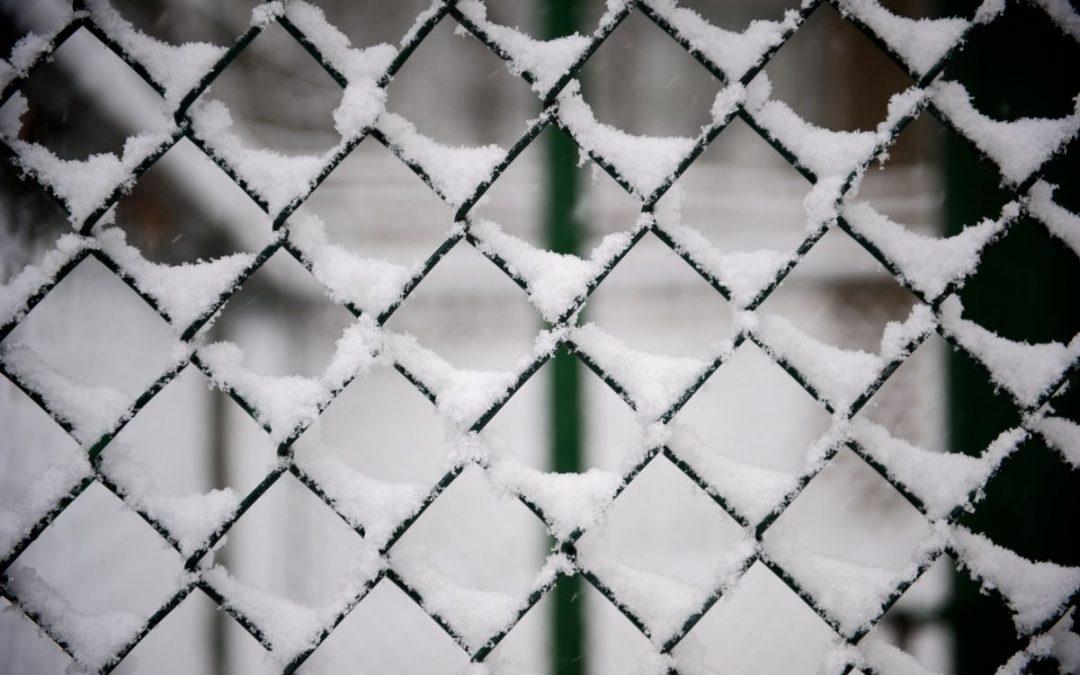 Få dit hegn sat op efter professionelle rammer